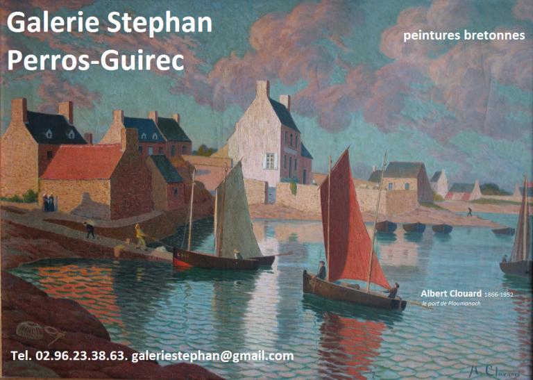 Albert Clouard, 1866-1952 galerie Stephan
