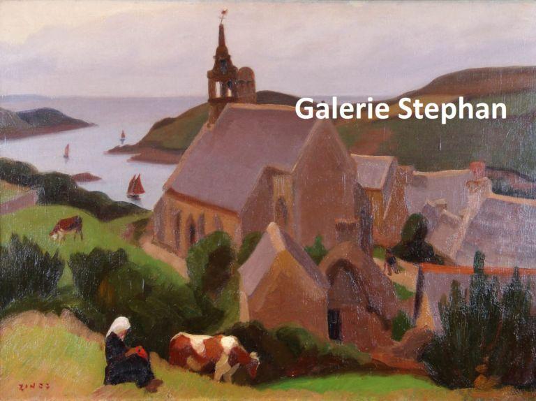 Jules Emile Zingg - galerie Stephan Expertise