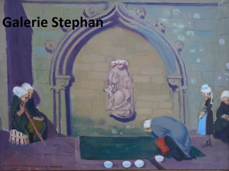 Maurice Denis - galerie Stephan Expertise