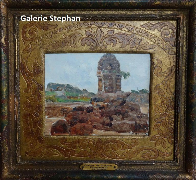 joseph felix Bouchor. Galerie Stephan expertise