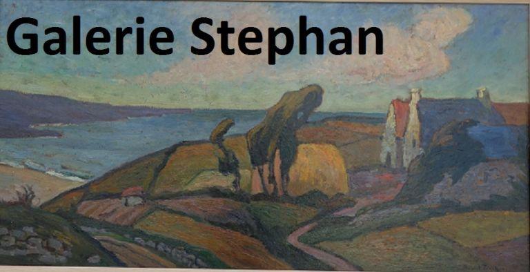 Robert Antoine Pinchon . Galerie Stephan expertise