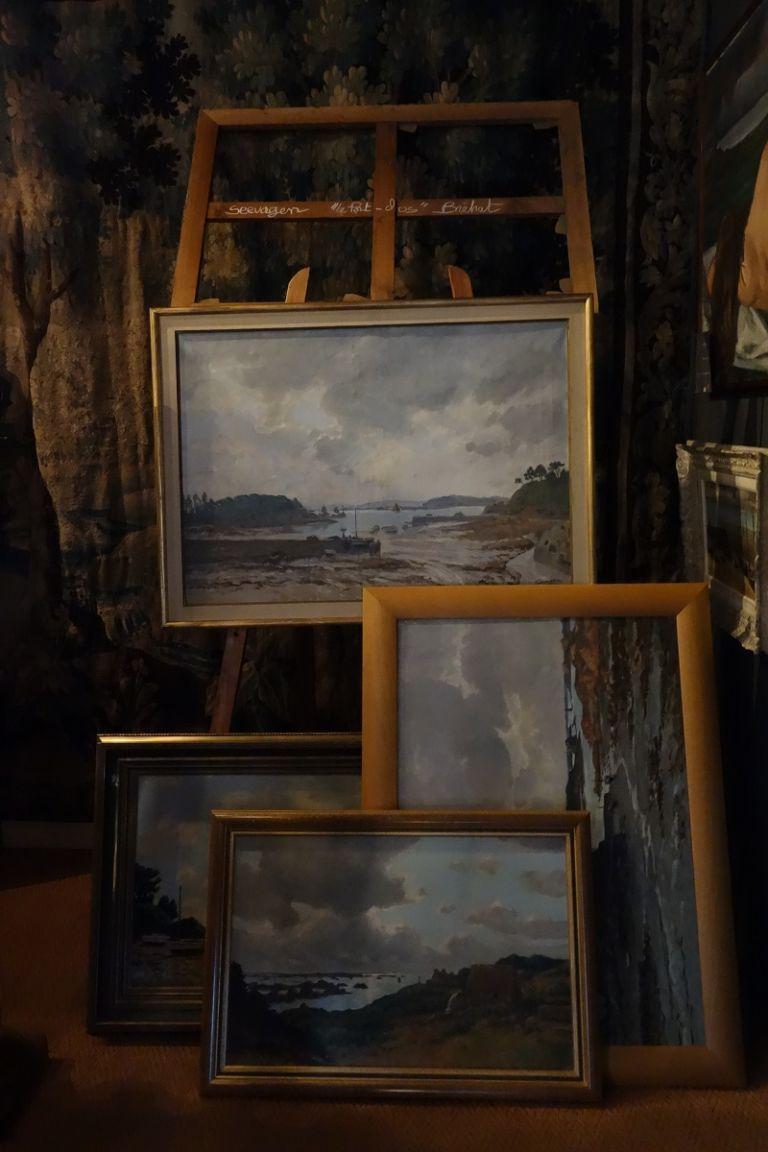 lucien Seevagen - galerie Stephan Expertise