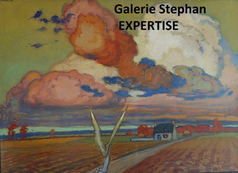 JEAN GEORGES CORNELIUS . galerie Stephan