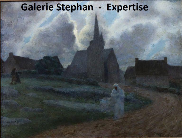 Gabriel Charles Deneux - Notre Dame de la Clarté, Ploumanach
