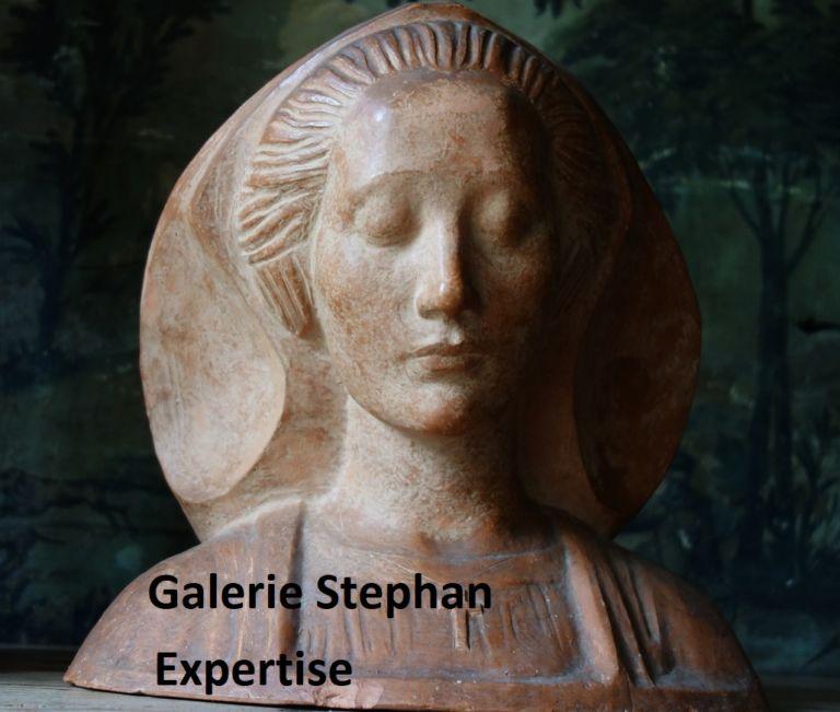 Francis Renaud - galerie Stephan Expertise - Perros-Guirec